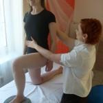 Diagnostika pohybového aparátu na čočce